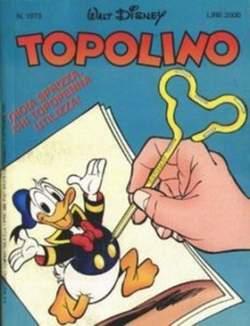 Copertina TOPOLINO LIBRETTO n.1973 - TOPOLINO  1973, WALT DISNEY PRODUCTION