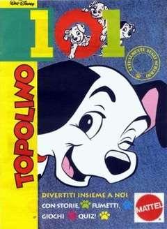 Copertina TOPOLINO LIBRETTO n.2054 - Topolino 101 Divertiti insieme a noi con storie, fumetti, giochi, quiz!, WALT DISNEY PRODUCTION