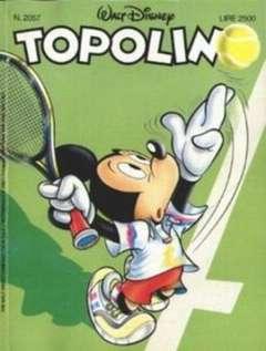 Copertina TOPOLINO LIBRETTO n.2057 - TOPOLINO  2057, WALT DISNEY PRODUCTION