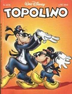 Copertina TOPOLINO LIBRETTO n.2078 - TOPOLINO  2078, WALT DISNEY PRODUCTION