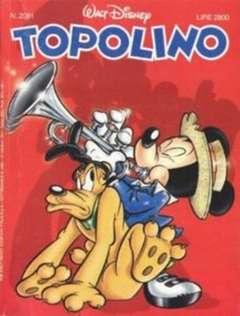 Copertina TOPOLINO LIBRETTO n.2081 - TOPOLINO  2081, WALT DISNEY PRODUCTION