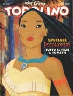 Copertina TOPOLINO LIBRETTO n.2087 - TOPOLINO  2087, WALT DISNEY PRODUCTION