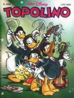 Copertina TOPOLINO LIBRETTO n.2096 - TOPOLINO  2096, WALT DISNEY PRODUCTION