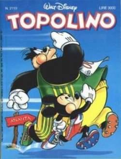 Copertina TOPOLINO LIBRETTO n.2119 - TOPOLINO  2119, WALT DISNEY PRODUCTION