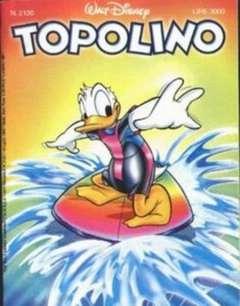 Copertina TOPOLINO LIBRETTO n.2120 - TOPOLINO  2120, WALT DISNEY PRODUCTION