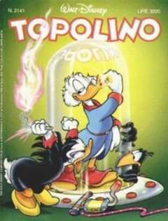 Copertina TOPOLINO LIBRETTO n.2141 - TOPOLINO  2141, WALT DISNEY PRODUCTION