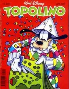 Copertina TOPOLINO LIBRETTO n.2204 - TOPOLINO  2204, WALT DISNEY PRODUCTION