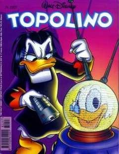 Copertina TOPOLINO LIBRETTO n.2207 - TOPOLINO  2207, WALT DISNEY PRODUCTION