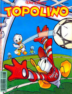 Copertina TOPOLINO LIBRETTO n.2208 - TOPOLINO  2208, WALT DISNEY PRODUCTION