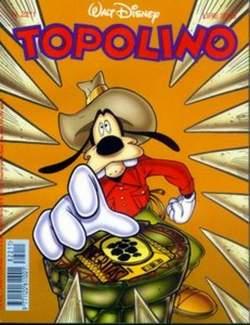 Copertina TOPOLINO LIBRETTO n.2211 - TOPOLINO  2211, WALT DISNEY PRODUCTION