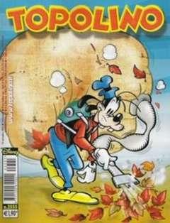 Copertina TOPOLINO LIBRETTO n.2555 - TOPOLINO  2555, WALT DISNEY PRODUCTION