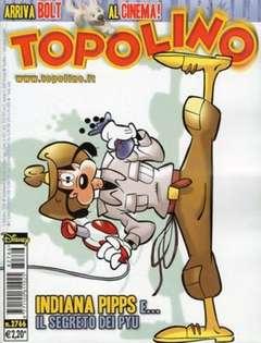 Copertina TOPOLINO LIBRETTO n.2766 - TOPOLINO  2766, WALT DISNEY PRODUCTION