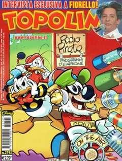Copertina TOPOLINO LIBRETTO n.2795 - TOPOLINO  2795, WALT DISNEY PRODUCTION
