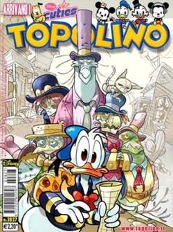 Copertina TOPOLINO LIBRETTO n.2827 - TOPOLINO  2827, WALT DISNEY PRODUCTION