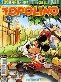 Copertina TOPOLINO LIBRETTO n.2856 - TOPOLINO  2856, WALT DISNEY PRODUCTION