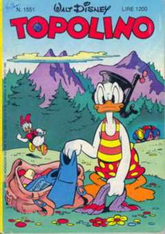 WALT DISNEY PRODUCTION - TOPOLINO LIBRETTO OMAGGIO