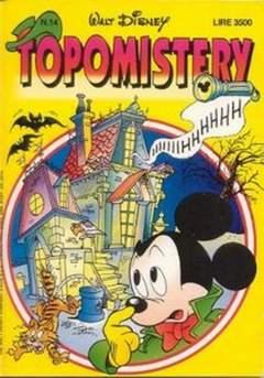 Copertina TOPOMISTERY n.14 - TOPOMISTERY                 14, WALT DISNEY PRODUCTION
