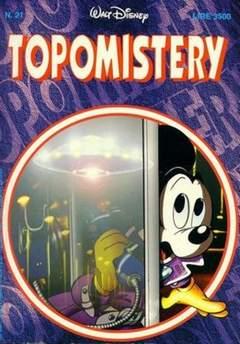 Copertina TOPOMISTERY n.21 - TOPOMISTERY                 21, WALT DISNEY PRODUCTION