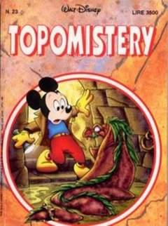 Copertina TOPOMISTERY n.23 - TOPOMISTERY                 23, WALT DISNEY PRODUCTION