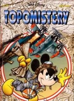 Copertina TOPOMISTERY n.24 - TOPOMISTERY                 24, WALT DISNEY PRODUCTION