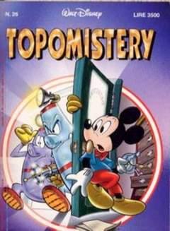 Copertina TOPOMISTERY n.26 - TOPOMISTERY                 26, WALT DISNEY PRODUCTION