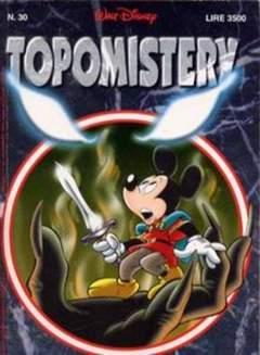 Copertina TOPOMISTERY n.30 - TOPOMISTERY                 30, WALT DISNEY PRODUCTION