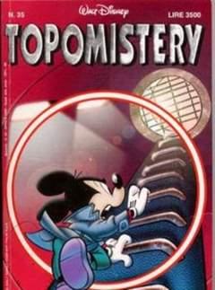 Copertina TOPOMISTERY n.35 - TOPOMISTERY                 35, WALT DISNEY PRODUCTION