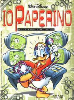 Copertina TUTTODISNEY n.16 - Io Paperino... Millennium Duck!, WALT DISNEY PRODUCTION