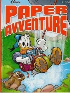 Copertina TUTTODISNEY n.48 - Paper Avventure, WALT DISNEY PRODUCTION