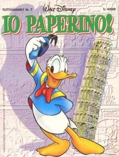 Copertina TUTTODISNEY n.7 - Io Paperino, WALT DISNEY PRODUCTION