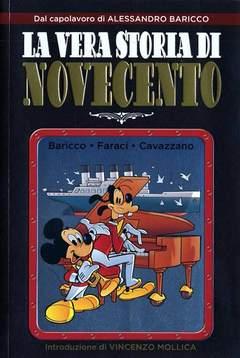 Copertina VERA STORIA DI NOVECENTO n. - LA VERA STORIA DI NOVECENTO, WALT DISNEY PRODUCTION