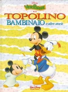 Copertina VIDEO PARADE n.11 - Topolino bambinaio e altre storie, WALT DISNEY PRODUCTION