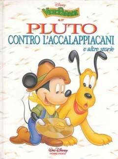 Copertina VIDEO PARADE n.17 - Pluto contro l'accalappiacani e altre storie, WALT DISNEY PRODUCTION