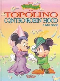 Copertina VIDEO PARADE n.20 - Topolino contro Robin Hood e altre storie, WALT DISNEY PRODUCTION