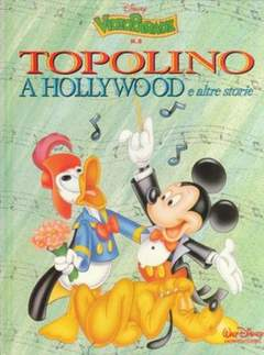 Copertina VIDEO PARADE n.8 - Topolino a Hollywood e altre storie, WALT DISNEY PRODUCTION