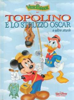 Copertina VIDEO PARADE n.7 - Topolino e lo struzzo Oscar e altre storie, WALT DISNEY PRODUCTION