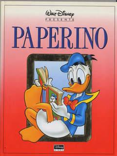 Copertina WALT DISNEY PRESENTA n.4 - Walt Disney presenta Paperino, WALT DISNEY PRODUCTION