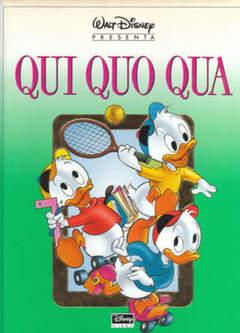 Copertina WALT DISNEY PRESENTA n.2 - Walt Disney presenta Qui Quo Qua, WALT DISNEY PRODUCTION