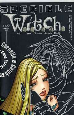Copertina WITCH SPECIALI n.4 - Cornelia e Caleb, WALT DISNEY PRODUCTION