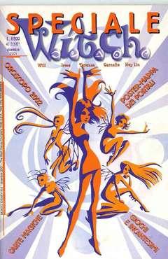 Copertina WITCH SPECIALI n.1 - Oroscopo 2002, WALT DISNEY PRODUCTION