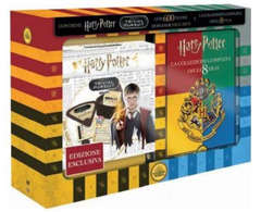 Copertina HARRY POTTER COF.1/8 + TRIVIAL n. - HARRY POTTER COFANETTO 1-8 DVD + TRIVIAL PURSUIT, WB MERCH