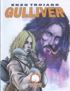 Copertina GULLIVER n. - GULLIVER, WOMBAT EDIZIONI