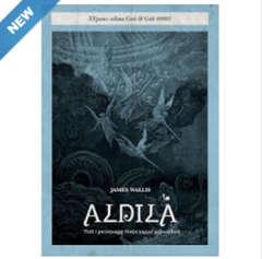 Copertina ALDILA' n.1 - ALDILA'                      1, XV GAMES