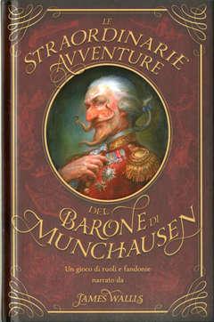 Copertina STRAORDINARIE AVV. BARONE MUNC n. - LE STRAORDINARIE AVVENTURE DEL BARONE DI MUNCHAUSE, XV GAMES